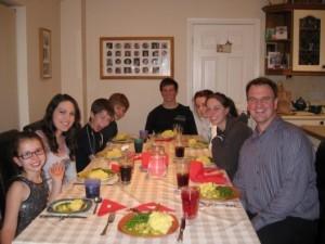 Rachel and the Mahony family