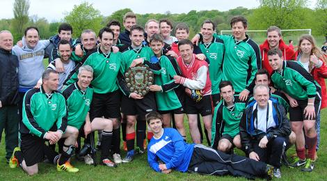 Annual Football Tournament (2014)