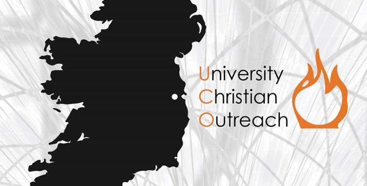 University Christian Outreach Dublin   term tuesdays at 7.30pm