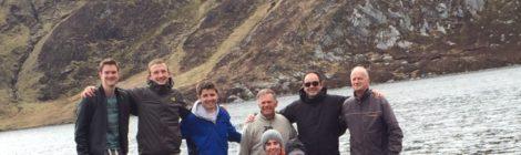 Family Prayer Walk for Dublin